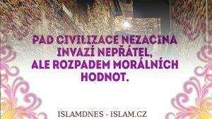 Pád civilizace